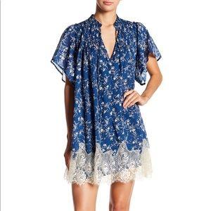 🎋Free People Marigold Mini Dress